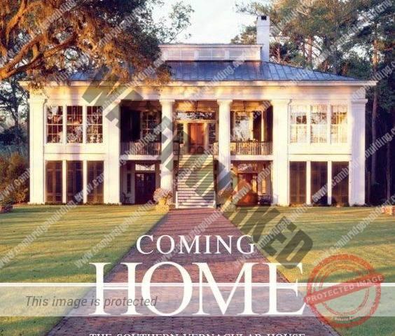 Affleck's Hampton Island GA Home